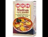 Универсальная мягкоострая смесь специй Madras Curry с куркумой